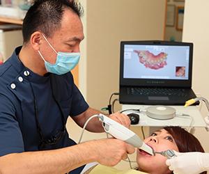 長の江夏は、開業当初から「無痛」に関しては細心の注意を払い治療にあたってきました。