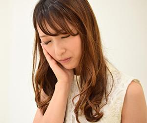 そして、もう一つ、改善されずに悩み続けておられるケースが多いのが「顎関節症」に関する治療