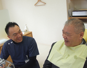 まずは、義歯・入れ歯のご相談ください