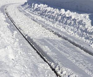 新潟県は日本で1番雪の多いところで、冬場は1日で40センチくらい積もることもよくありました。