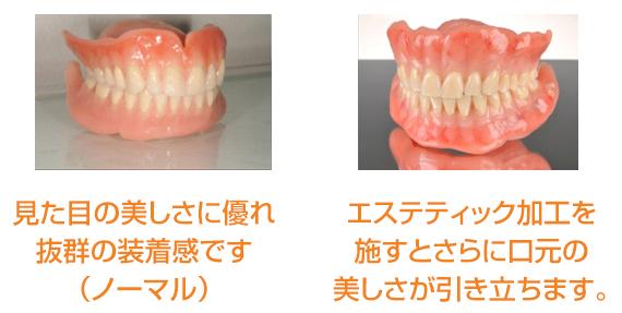 精密入れ歯